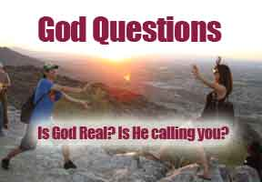 We can answer God questions