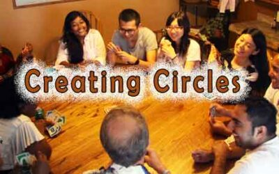 Join Others In a Circle for Care and Community