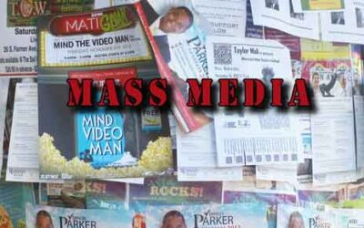 Managing Manipulation by Mass Media