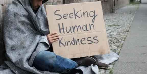 The World Needs More than Just Spare Change