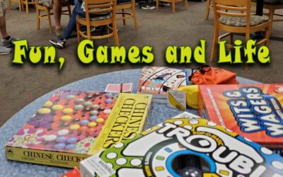 The Quest for a Meaningful Life with Fun & Games